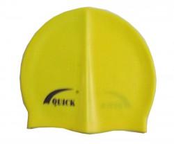 Mũ bơi Quick màu vàng