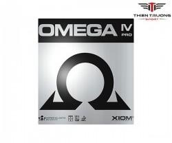 Mặt vợt bóng bàn Xiom Omega IV Pro