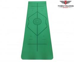 Thảm Yoga định tuyến TPE 8mm