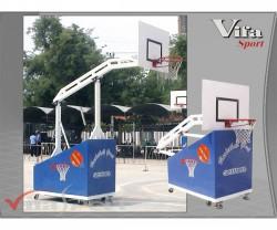 Trụ bóng rổ trường học 801870