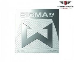 Mặt vợt bóng bàn Xiom Sigma